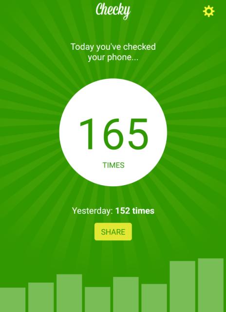 Checky App Screenshot