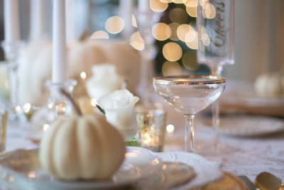 How to Get Ready for Black Friday - Holiday Dinner
