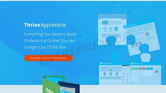 Thrive Apprentice Screenshot