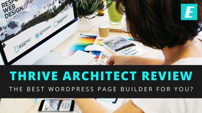 Thrive Architect Review Thumbnail