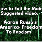 "Video: Aaron Russo's Documentary ""America- Freedom To Fascism"""