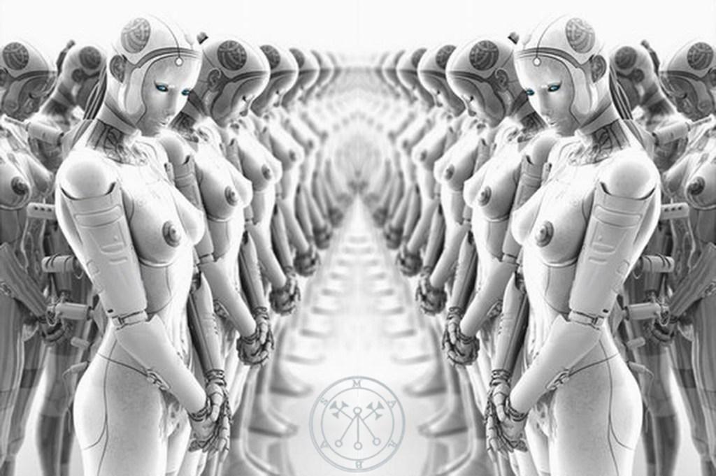 anunnaki robots