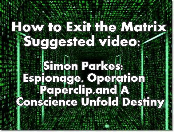 Simon Parkes Espionage
