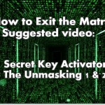 Secret Key Activator- The Unmasking 1 & 2