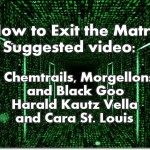 Chemtrails, Morgellons, and Black Goo