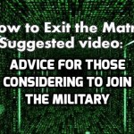 Advice For Those Considering Joining The Military