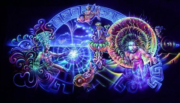 The Positive/Negative Realms Of Higher Densities