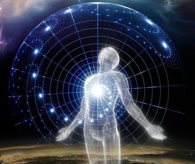 Proof That The Human Body Is A Projection of Consciousness