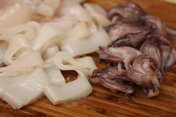 Fried Calamari With Marinara How To Feed A Loon