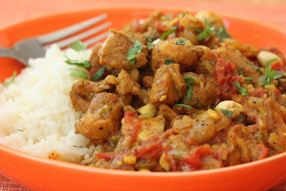 Authentic Chicken Curry  How To Feed A Loon