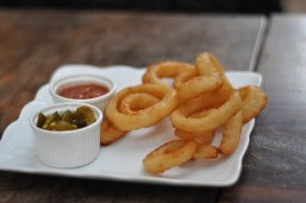 How to find a way to cook the perfect onion rings