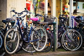How to find the right size bicycle for me