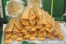 How to find a way to make pork tamales