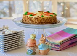 How to find a way to prepare the best carrot cake with cream cheese frosting