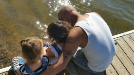How to find a way to enjoy fatherhood