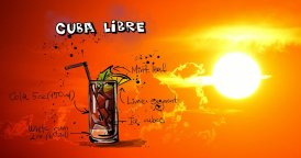 How to find a way to prepare the best Cuba Libre
