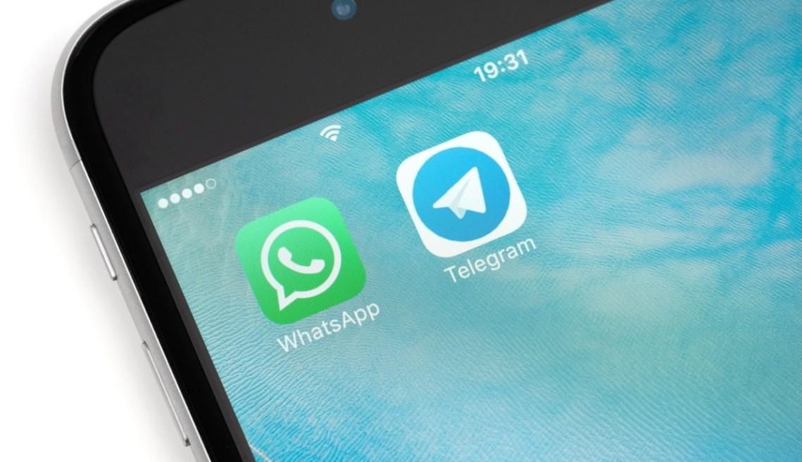 whatsapp telegram media file jacking