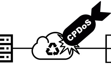 CPDoS attack on CDN sites