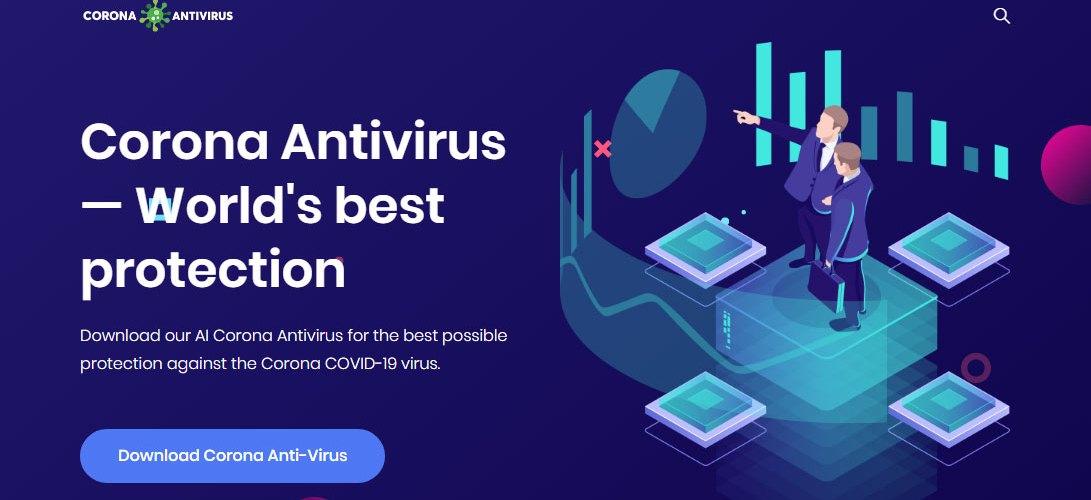 Corona Antivirus