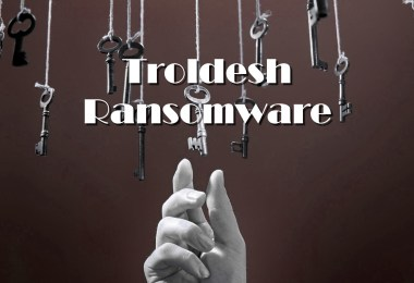 Troldesh ransomware stopped working