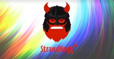 StrandHogg 2.0 allows malware mask
