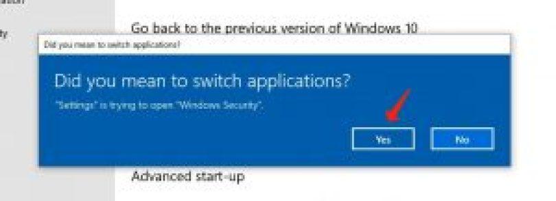 Windows Switch neu installieren ja