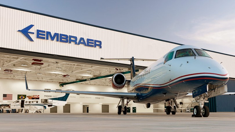 Cybercriminals leaking Embraer data