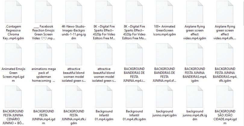 Igdm Virus - encrypted .igdm filess