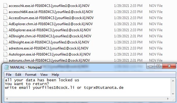 NOV Files