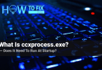 What is ccxprocess.exe?