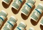 Ransomware operators' earnings