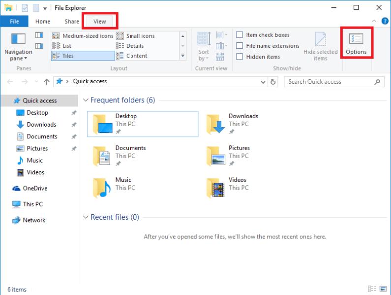 Prevent Restarting Apps - windows10 fileExplorer