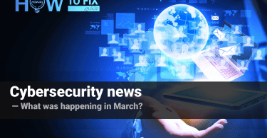 Cybersecurity news: March 2021