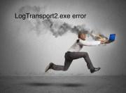 Error de LogTransport2.exe: revisión y reparación