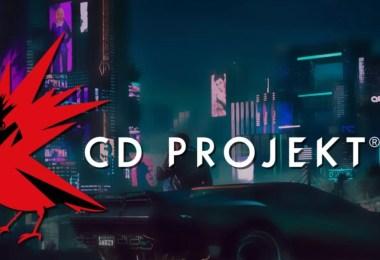 data from CD Projekt Red