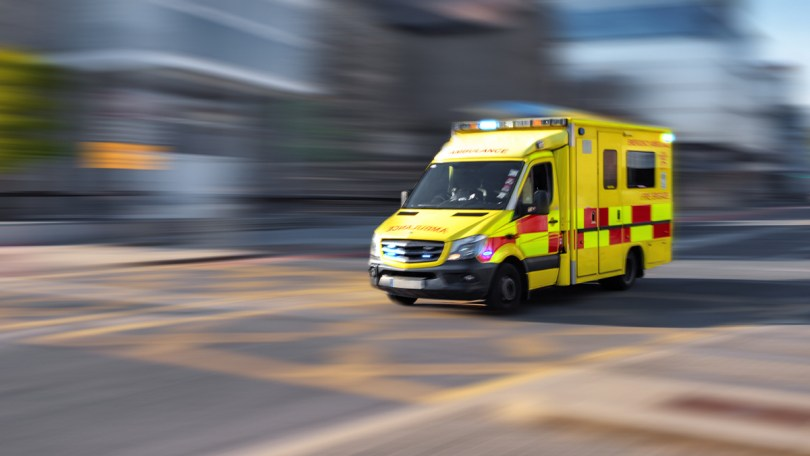Cyberattack on Health and Safety Executive
