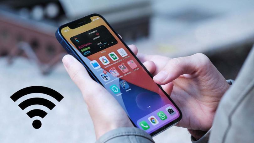 IPhone Wi-Fi problem