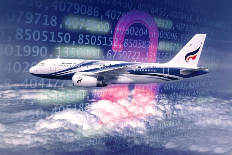 LockBit attacks Bangkok Airways