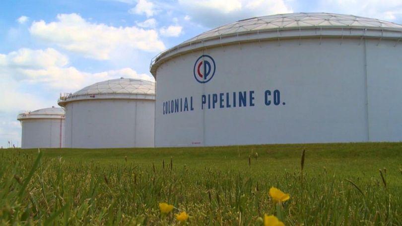 Colonial Pipeline breach