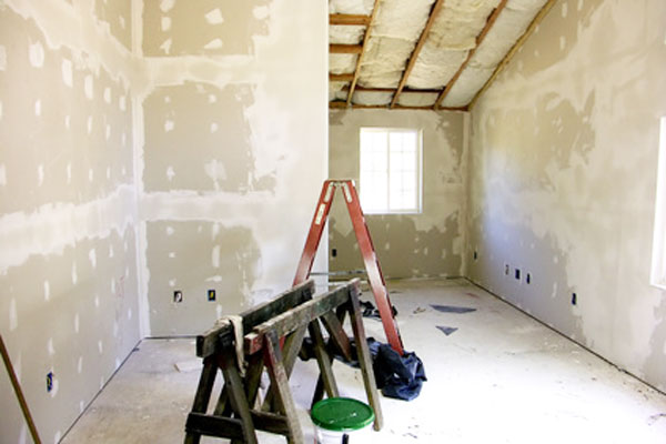 How-to-mud-drywall