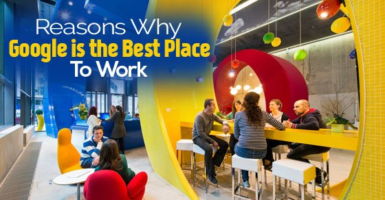 why google is a great place to work