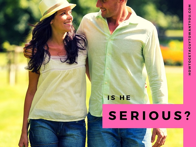 12 Clear Ways to Know if He is Serious about You (or Just Playing)