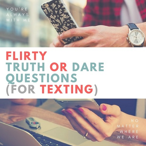 Freaky truth or dare questions over the phone