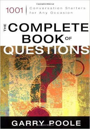 Conversation starters kindle book