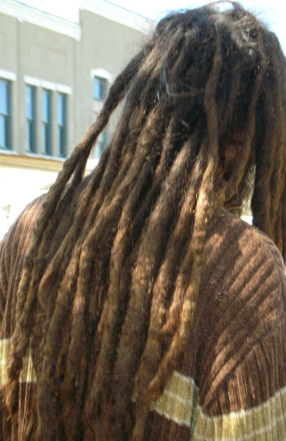 Grow dreads faster