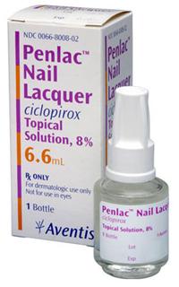Penlac Nail Lacquer reviews: Ciclopirox 8% Work for Nail ...