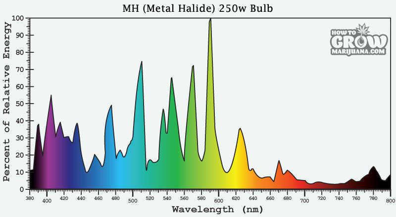 Metal Halide Grow Light Bulbs