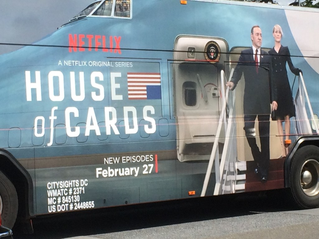 """Reasons Behind The Success of """"House of Cards"""" in France and Germany"""