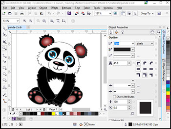 CorelDRAW x7 DVD Course