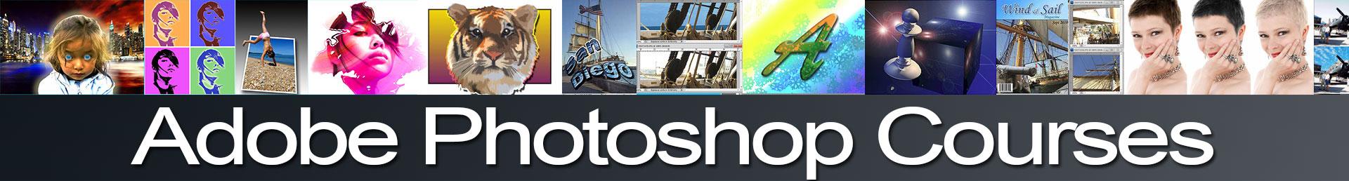 Adobe Photoshop Tutorial Courses